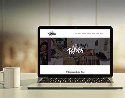 Website :: Portfólio & Blog