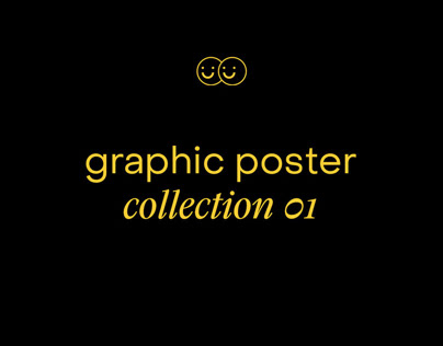 graphic poster collection 01