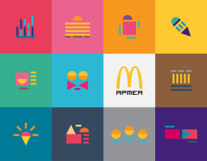McDonald's® APMEA - Internal Department Branding