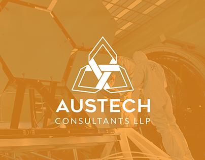 AusTech Cunsultants LLP Identity Design