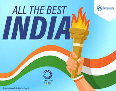 All The Best India for Olympic
