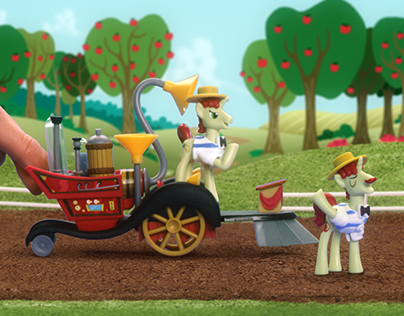 My Little Pony: Sweet Apple Acres, FIM Collection