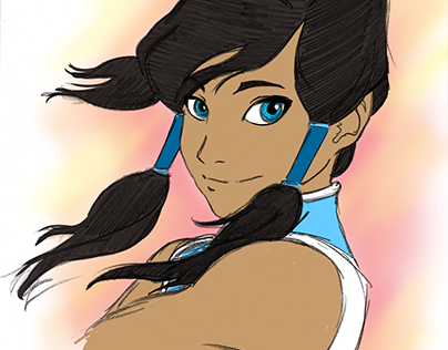 Korra of the Water Tribe