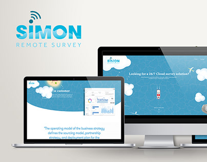 Simon Remote Survey - Website