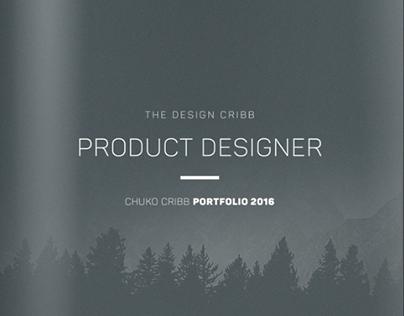 Portfolio 2016 - Chuko Cribb