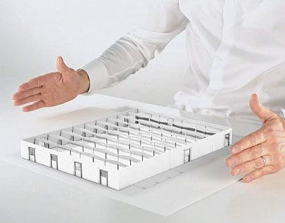 Autefa new factory virtual design short