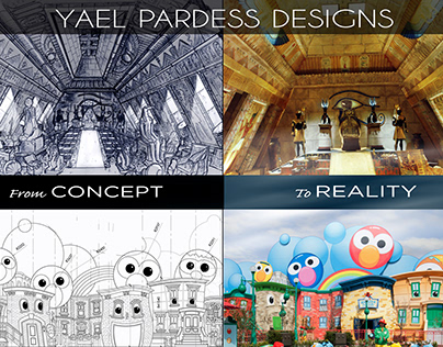 Yael Pardess Designs project Sample