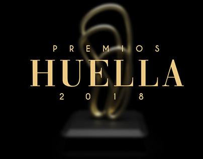 Campaña Premios Huella 2018 / Un gran paso.
