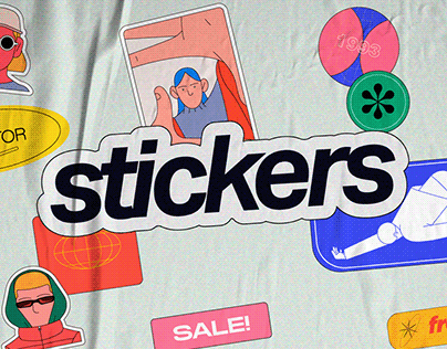 Personal stickers