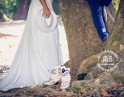 Love the Dress | Alexandra e Márcio