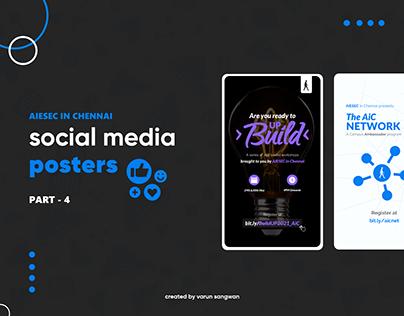 AIESEC Social Media - Part 4