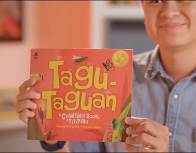 Peek-A-Book: Tagu-taguan
