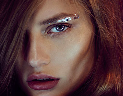 Glitter Party for VOGUE Portugal