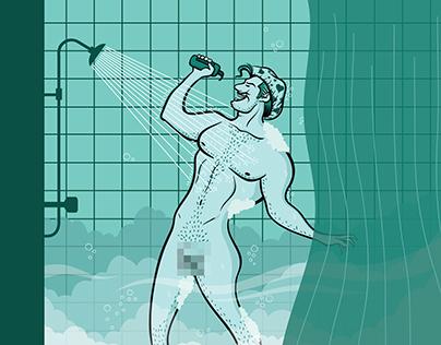 Shower Sensation
