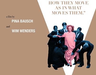 Pina Movie Poster Remake