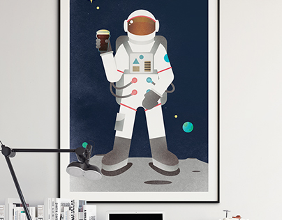 Beer Bang, Poster Series (Jun 2016)