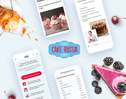 Cake Russia