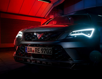 Cupra Ateca dark series