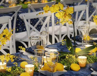 Tablescape Rendering