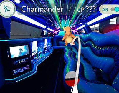 PokemonGo Locations by Limousine in Perth WA