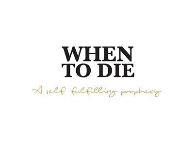 Publication Design - Death