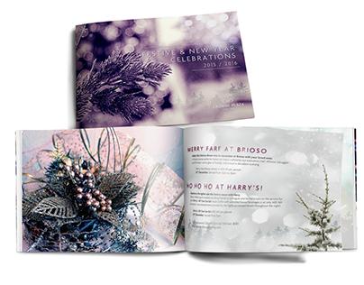 Festive Season 2015 Brochure
