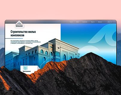 New web project Baitau