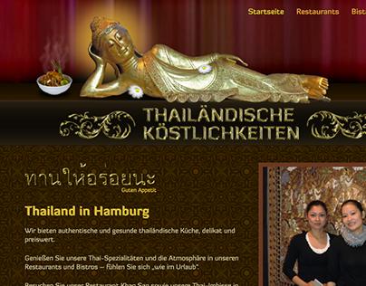 Thai Restaurants Hamburg
