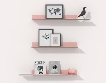 Yane Shelves