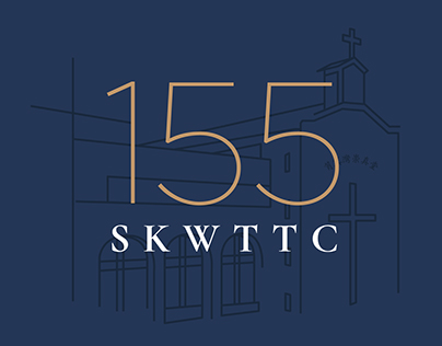 SKWTTC 155th Anniversary Bookmark