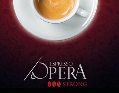 Opera italian espresso