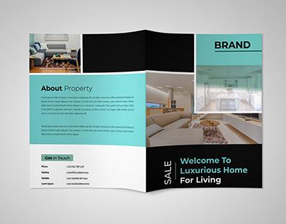 Bi-fold Brochure Dessign