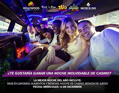 Casinos Winner #LaMejorNocheDelAño