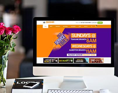 Endless Hope Bible Church website