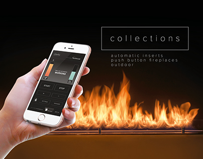 Fireplaces collections booklet