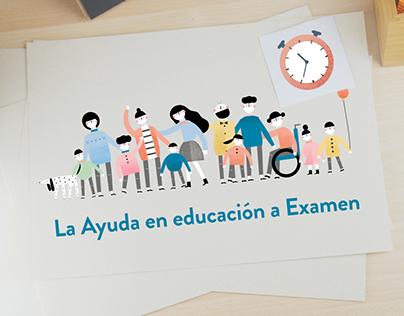 La Ayuda en Educación, a examen