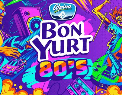 Los 80,s Bon Yurt