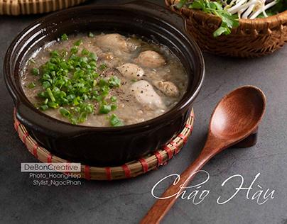 Vietnamese Rice Porridge | Cháo