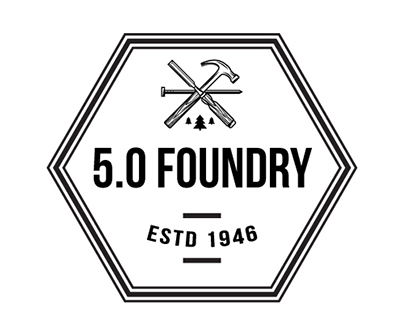 5.0 Foundry Shipping Package Design