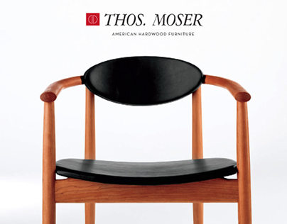 Thos. Moser Ellipse Beauty Book