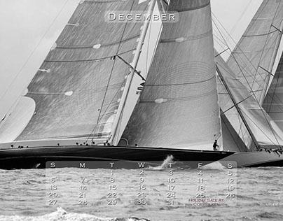 Monthly Sailing Calendar Series 2015