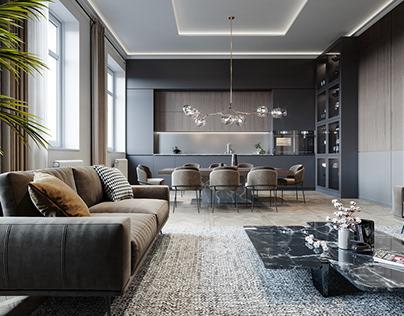 Vienna Apartment GLK