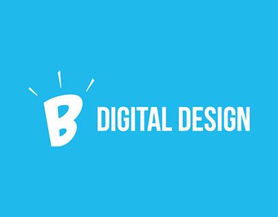 Agency / Digital Design