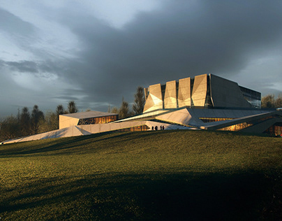 VILNIUS CONCERT HALL with HDR 412
