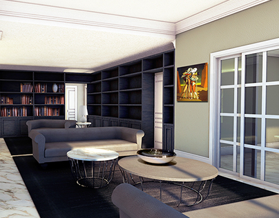 Appartamento in Georgia_Soluzione Classica