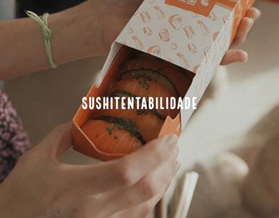 Sushi At Home - Sushitentabilidade