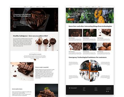 Cocoa produt