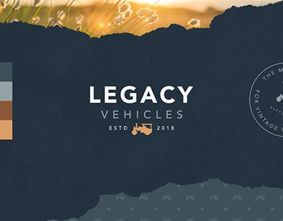 Legacy Vehicles