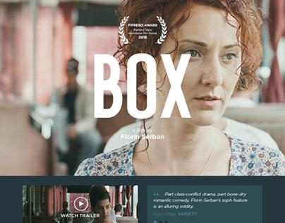 Box / The Movie