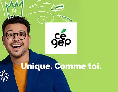 CEGEP :: CAMPAGNE 2021